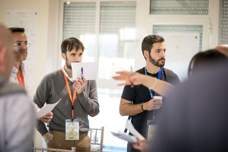 Fernando Gómez Ribelles, CEO de B-libe, participa en el 1er EQ Smart Case Hackathon ESIC
