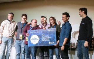 Fernando Gómez Ribelles, CEO de B-libe , participa en el 1er EQ Smart Case Hackathon ESIC