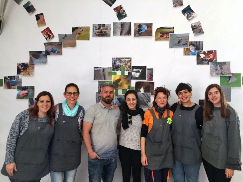 B-libe facility services valencia monitores y limpieza centros escolares Escola Gavina